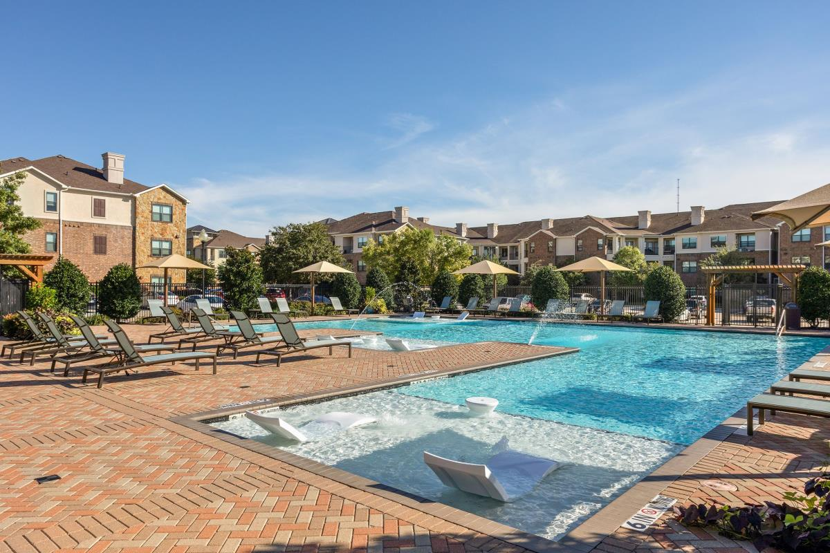 Pool at Listing #238916