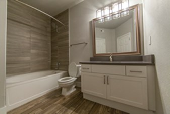 Bathroom at Listing #137807