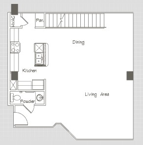 1,782 sq. ft. P16 floor plan