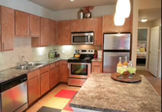 Kitchen at Listing #151618