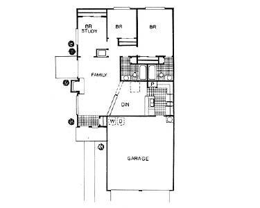 1,152 sq. ft. ORIG PATIO floor plan