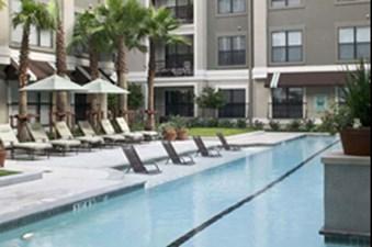 Pool at Listing #144179