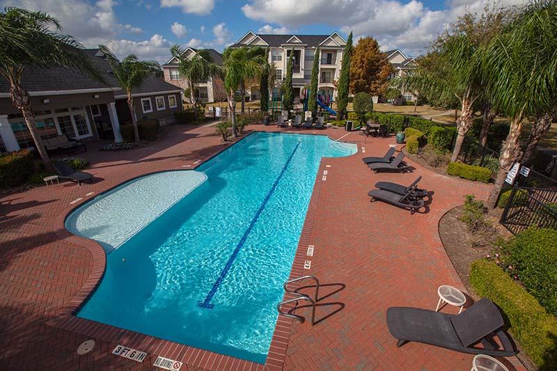 Pool at Listing #140106