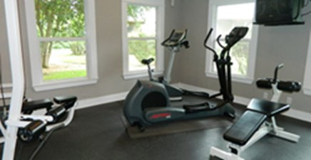 Fitness Center at Listing #140616