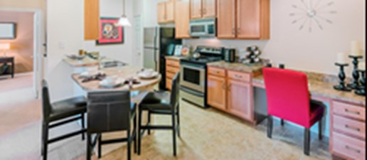 Kitchen at Listing #144614