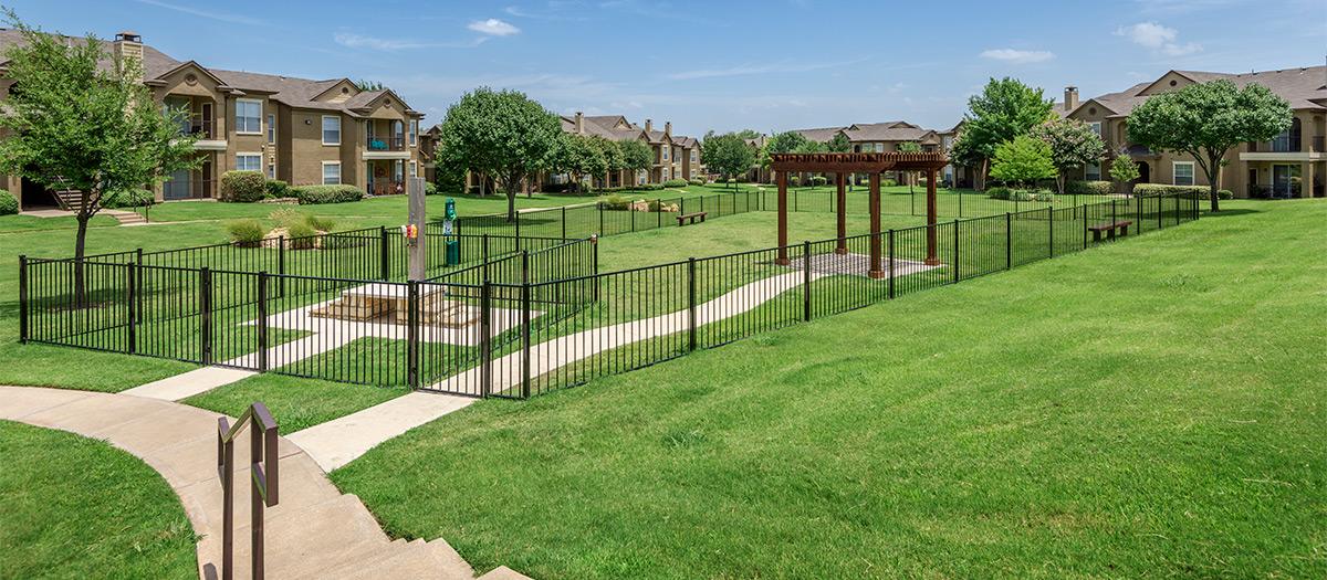Dog Park at Listing #137997