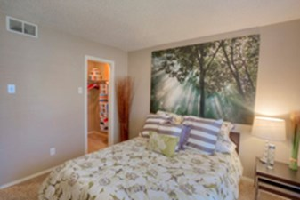 Bedroom at Listing #135826