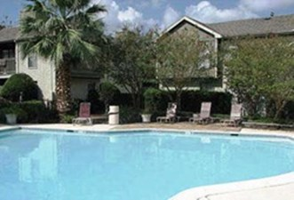 Pool at Listing #139663