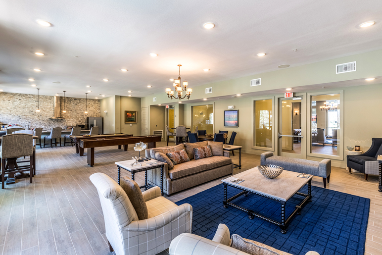 Clubhouse at Listing #281916
