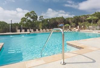 Pool at Listing #227060