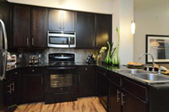 Kitchen at Listing #251690