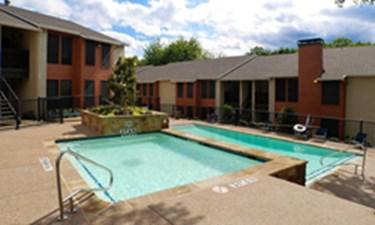 Pool at Listing #135930