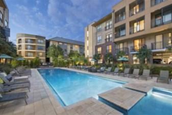 Pool at Listing #144760