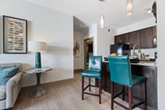 Dining/Kitchen at Listing #279710