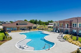 Lavon Senior Villas Apartments Garland TX