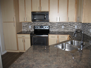 Kitchen at Listing #147500