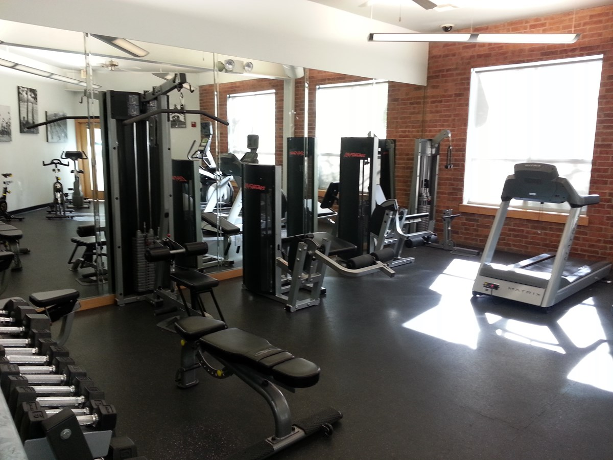 Fitness at Listing #138195