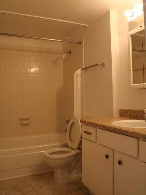 Bathroom at Listing #139657