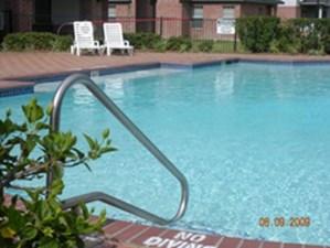 Pool at Listing #150619