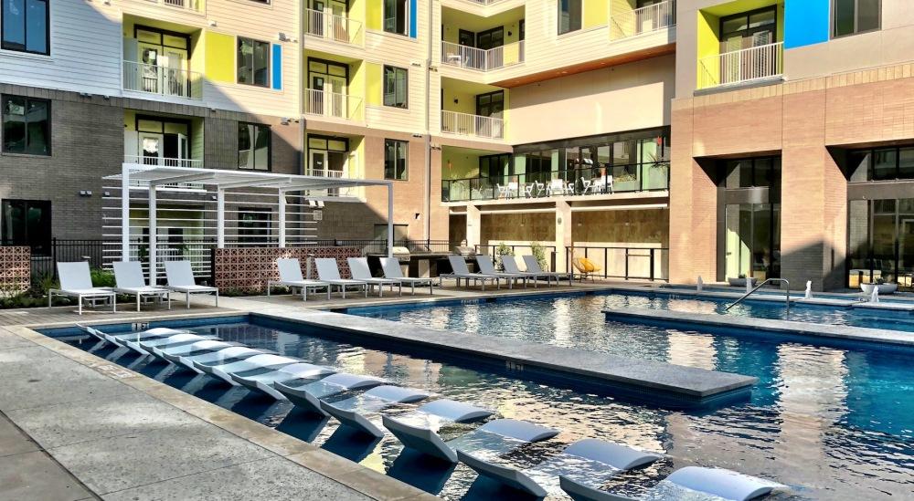 Pool at Listing #278768