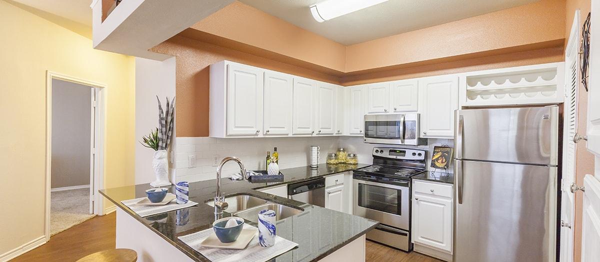Kitchen at Listing #140690
