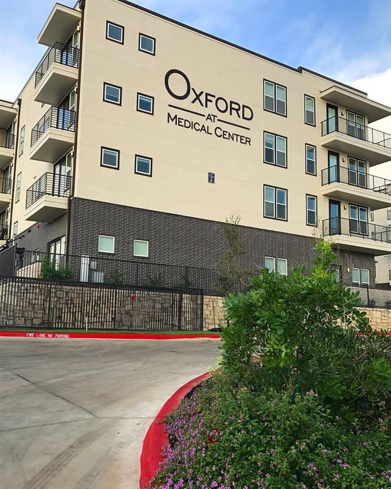 Oxford at Medical Center Apartments San Antonio TX