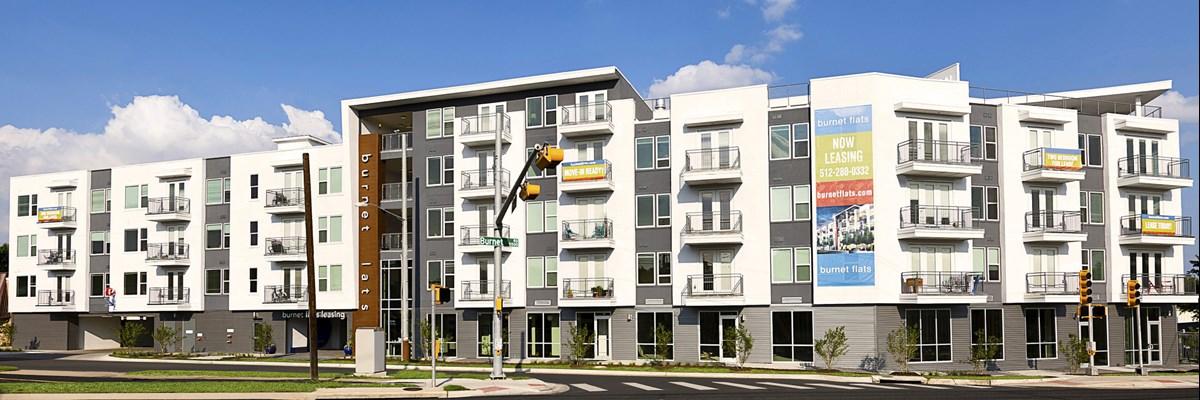 Burnet Flats Apartments Austin, TX