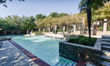 Pool at Listing #140255