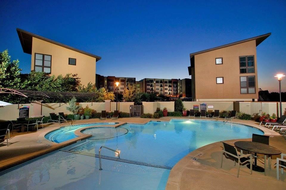 Pool at Listing #144797