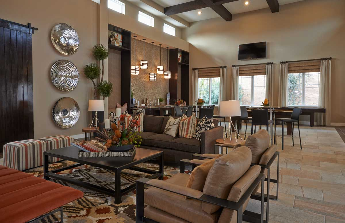 Clubhouse at Listing #278724
