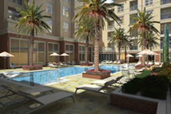 Pool at Listing #235596