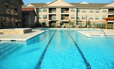 Pool at Listing #144408