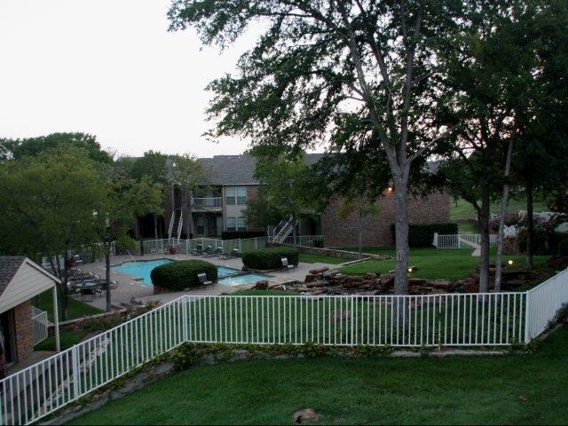 Pool at Listing #136535