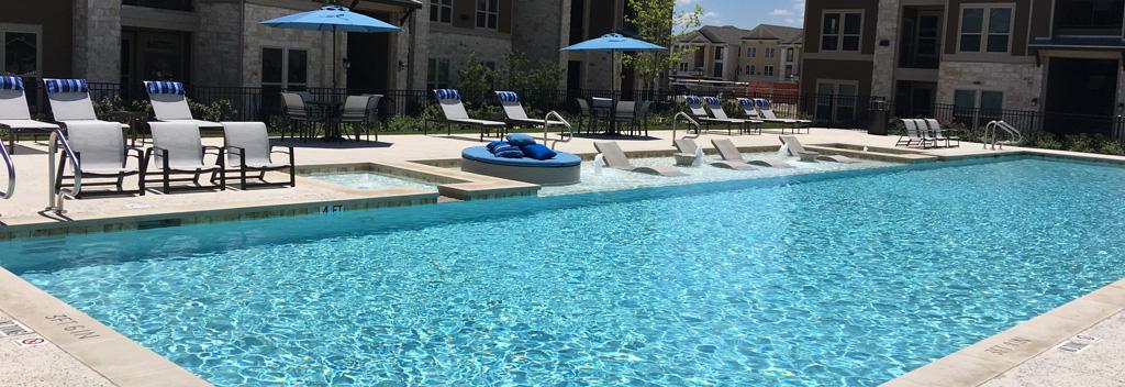 Pool at Listing #282338