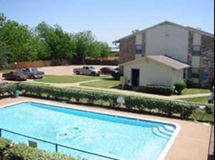 Pool at Listing #136340