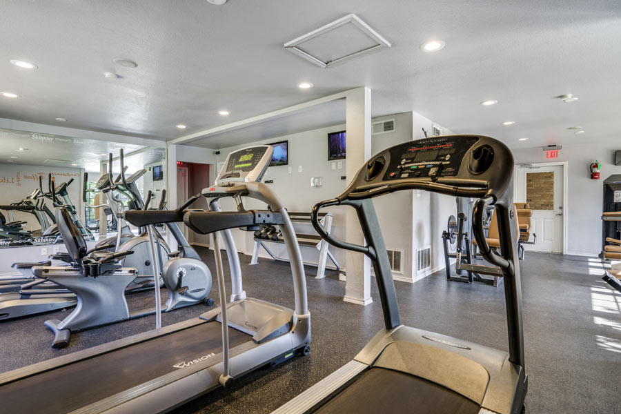 Fitness Center at Listing #144126