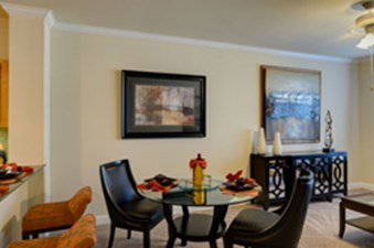 Dining at Listing #144174