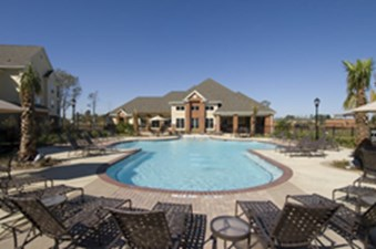 Pool at Listing #147441