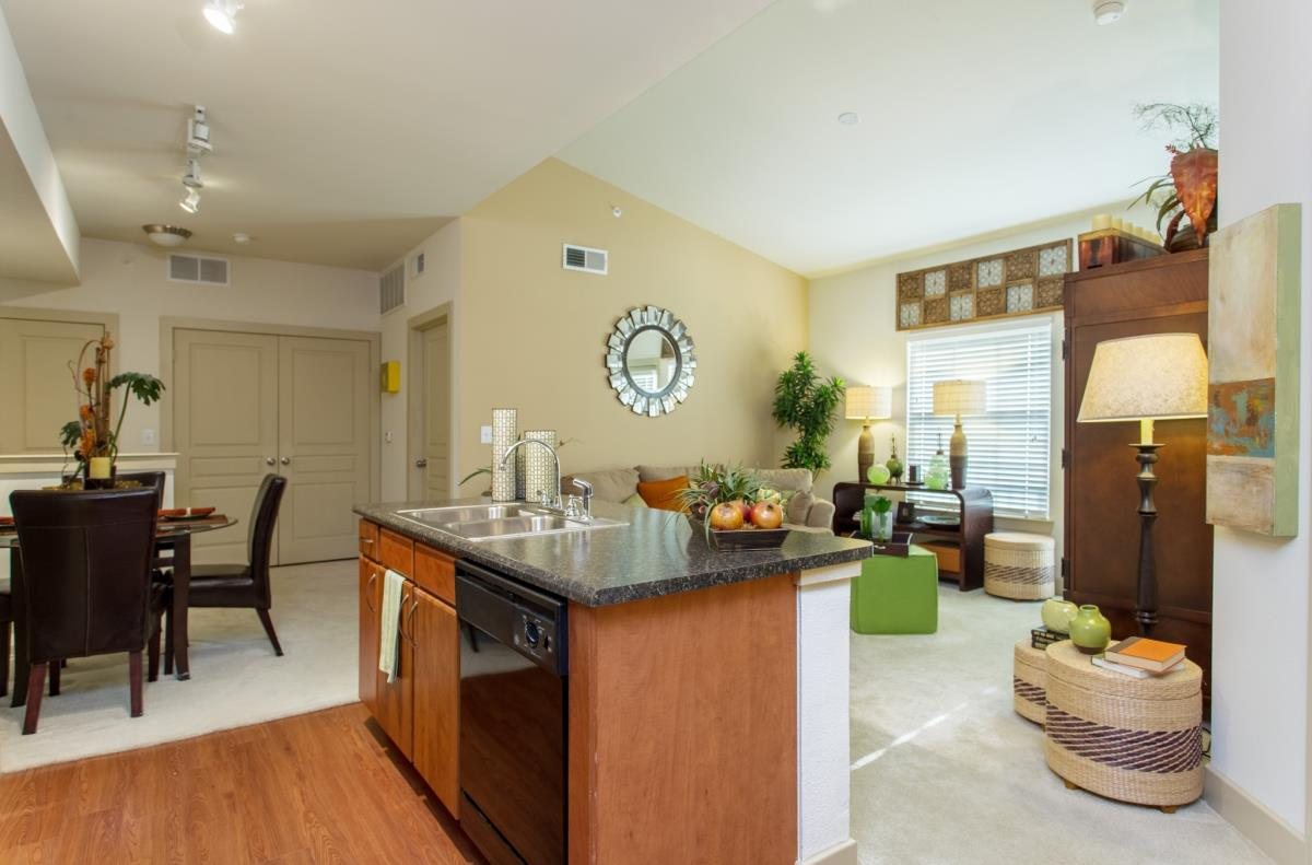 Living/Dining at Listing #144537