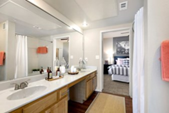 Bathroom at Listing #143405