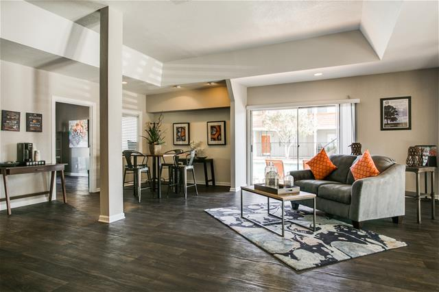 Clubhouse at Listing #136430