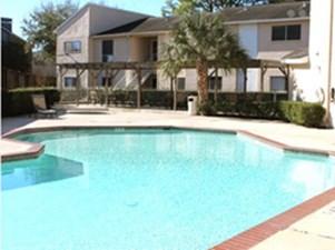 Pool at Listing #138399