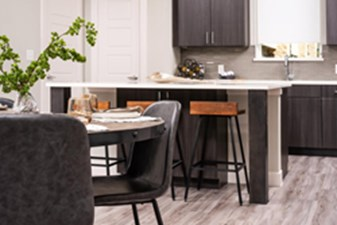 Dining/Kitchen at Listing #286427