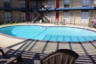 Pool at Listing #139256