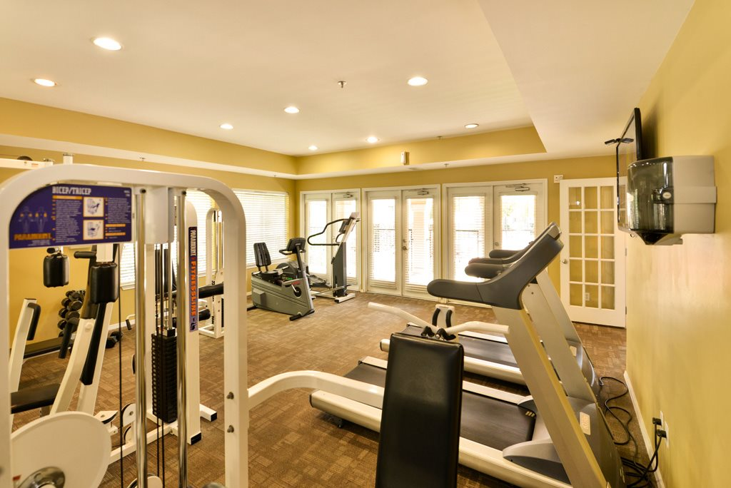 Fitness Center at Listing #137728