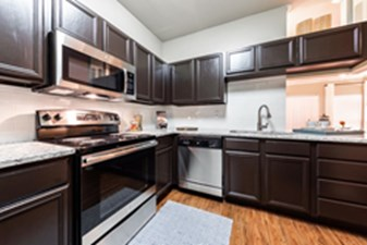 Kitchen at Listing #140144