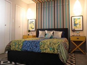Bedroom at Listing #140908