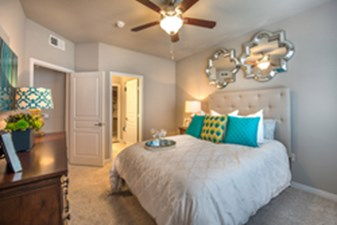 Bedroom at Listing #137751