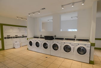 Laundry at Listing #140385