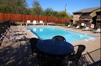 Pool at Listing #137161